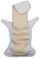 bummis easy fit diaper interior