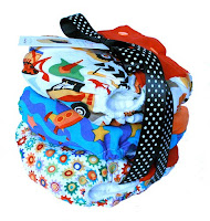 bundle of iCandy diapers