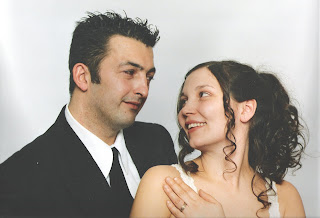 Kathryn wedding photo from Walmart