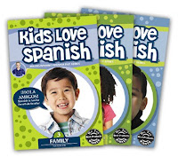 Kids Love Spanish DVDs
