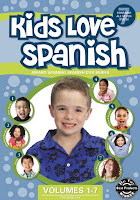 Kids Love Spanish boxed set