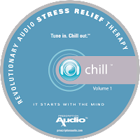 Prescription Audio Chill CD
