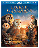 Legend of the Guardians box