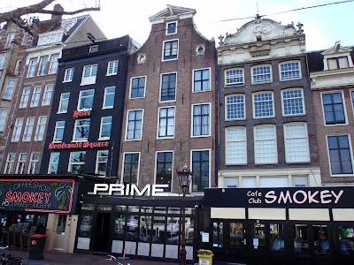 Los viajes de david y neus amsterdam 1 centro hist rico for Amsterdam hotel centro