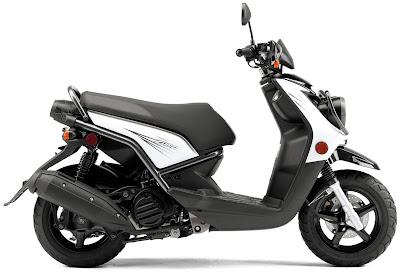 2010 Yamaha BWs  Zuma 125