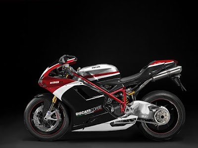 2010 Ducati 1198R Corse SE Special Edition