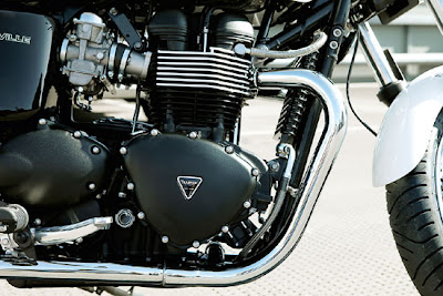 2010 Triumph Bonneville