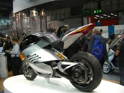 Vectrix Electric SuperbikeVectrix Electric Superbike