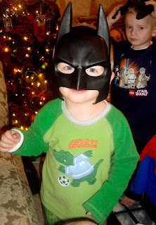 Hunter Christmas 2008