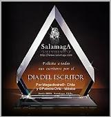 Premio recibido en SalamagA 2010