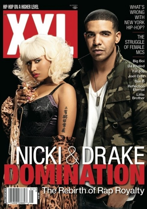 nicki minaj massive attack pics. I think Nicki and Drake are