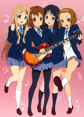 music is life anime. Genres : Music, School Life,