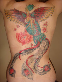 art Chinese tattoo ideas Phoenix pic