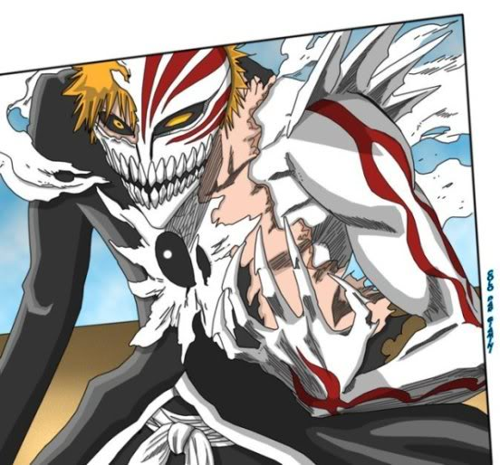 ichigo hollow wallpaper. All kind of Ichigo Hollow Form