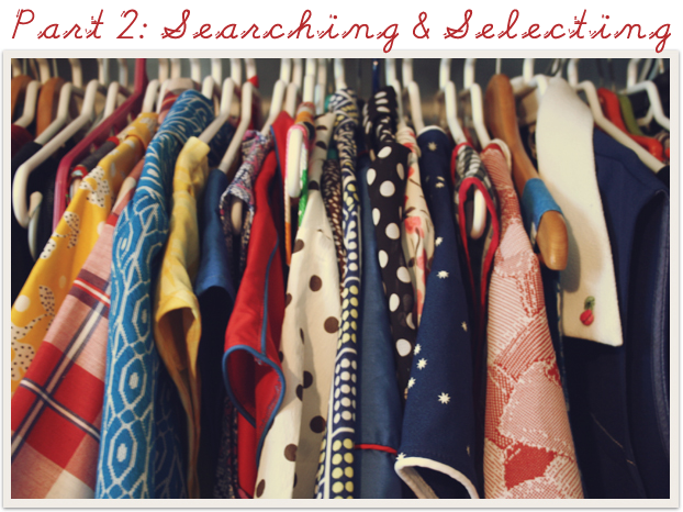 Freckled Nest: Vintage Dress Shopping Online - PART 2
