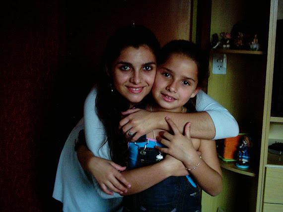 Minhas duas filhas