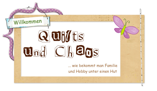 Quilts und Chaos
