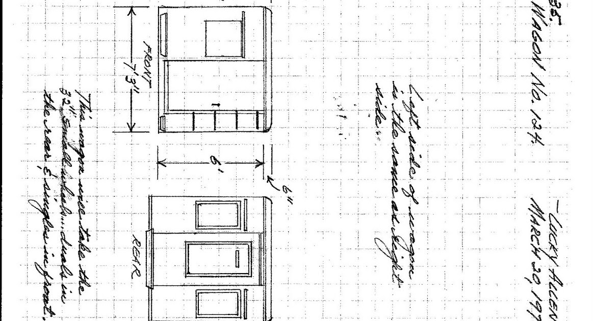 hotel circus  wagon plans  pictures  comments   la 36 rbbb