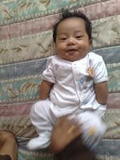 Usia Ajeem 3 bulan 5.32kg