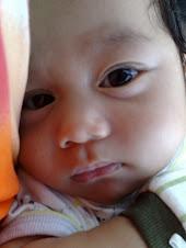 Usia Ajeem 4 bulan 6.3kg
