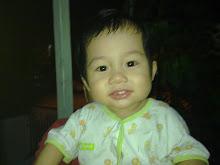Usia Ajeem 11 bulan 8kg