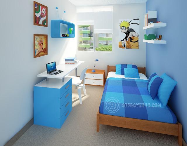Vistas 3d lima per video 3d recorrido virtual - Dormitorios de ninos ...