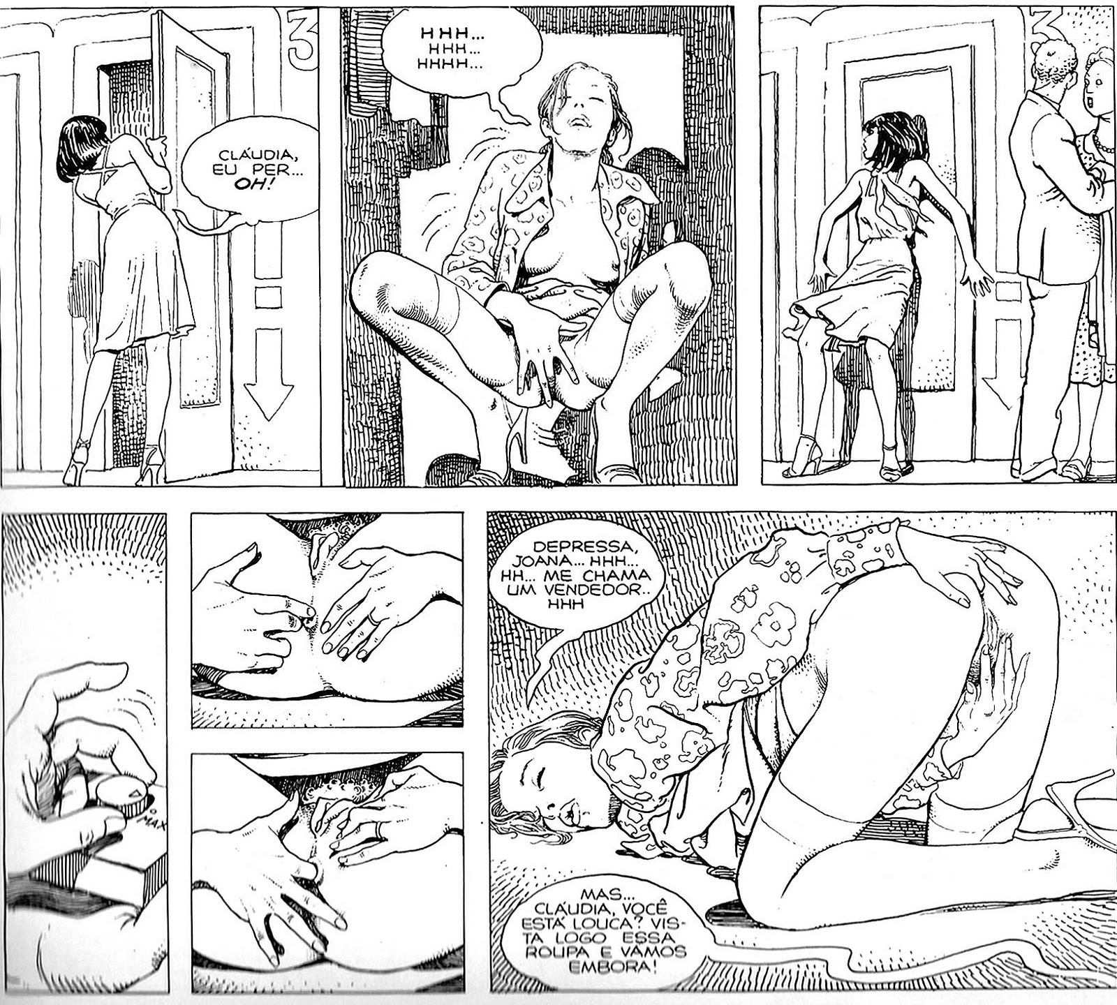 Эротические комиксы манара 1 фотография
