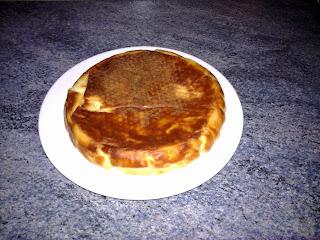 tarta quesito lady master