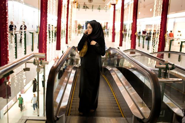 The Pre-Ramadan Arab Shopping Frenzy