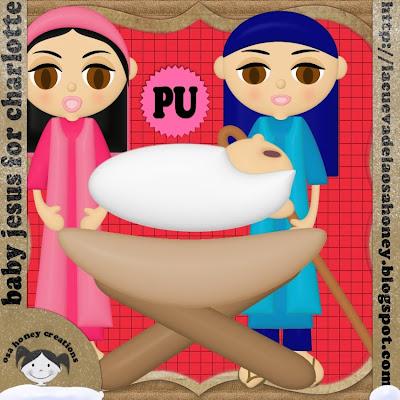 http://lacuevadelaosahoney.blogspot.com/2009/12/baby-jesus-for-charlotte.html
