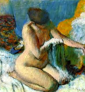 Edgar Degas Degas_woman_kneeling