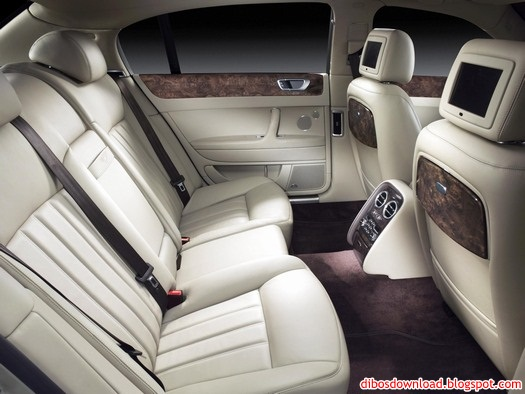 2008 Bentley Continental Flying Spur 2