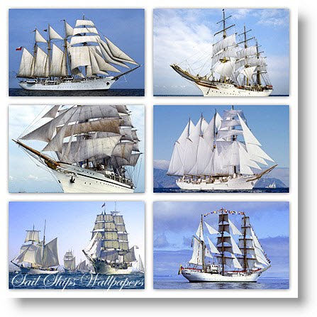 Sail Ships Wallpapers