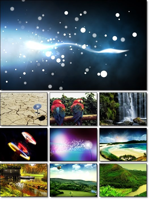 hd wallpapers widescreen. HD Widescreen Wallpapers Pack