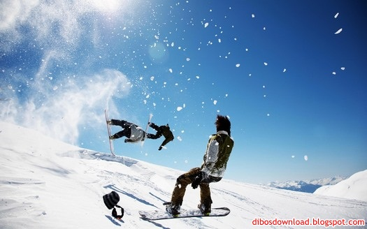 ski and sun