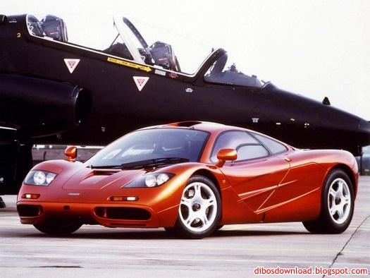 grand auto Red McLaren F1