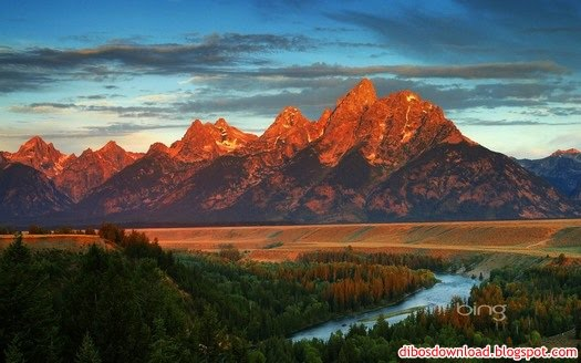 United Kingdom Grand Teton rang Wyoming