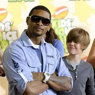 Justin Bieber Ft. Usher - Somebody To Love