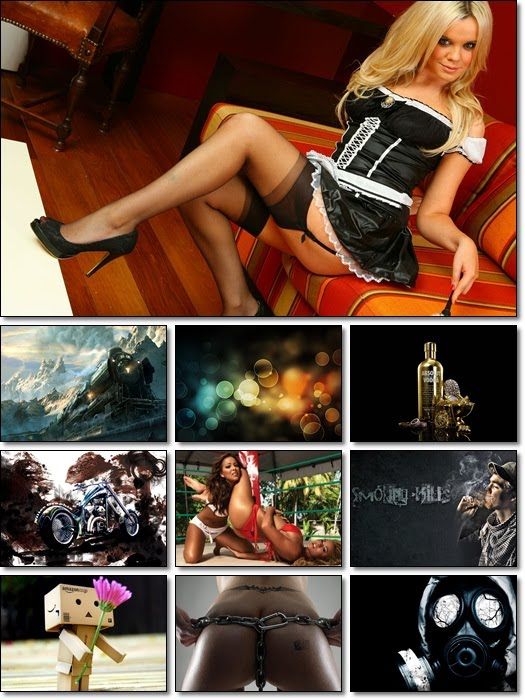 Full HD Mixed Wallpapers Pack 81 by Smpx