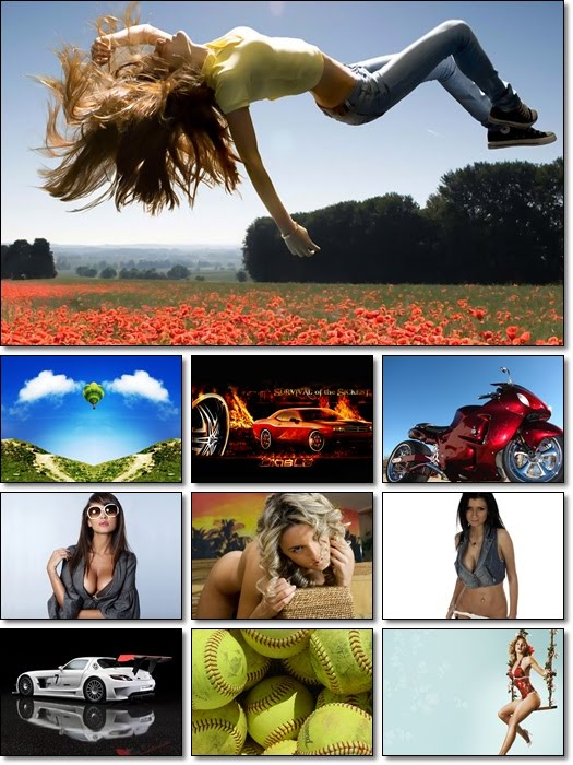 Full HD Mixed Wallpapers Pack 78 by Smpx
