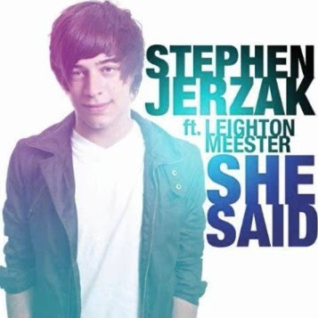Stephen Jerzak Ft. Leighton Meester - She Said