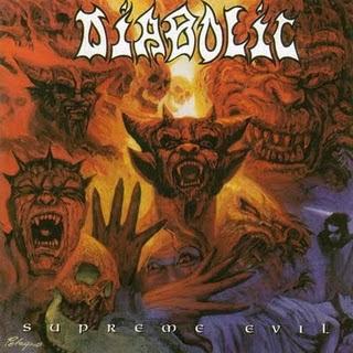 Diabolic - Dwelling Spirits