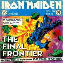 Iron Maiden - 15 The Final Frontier