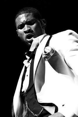 Usher Ft. Sean Garrett - Mayday