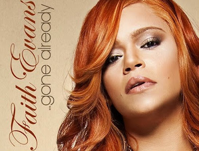 Faith Evans - Gone Already Lyrics and Video