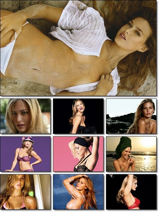 Bar Refaeli Wallpapers Pack