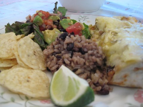 My Favorite Recipes Caf 233 Rio Sweet Pork Burritos