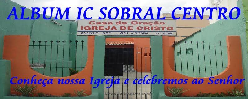 ALBUM IC CENTRO SOBRAL