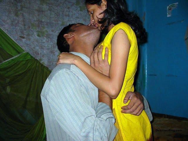 Indian Girl Boobs Press