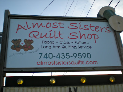 Quilt Shops: Almost Sisters Quilt Shop - Cambridge, OH : quilt shop names - Adamdwight.com